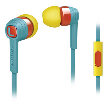 Philips SHE7055 Blue هدفون