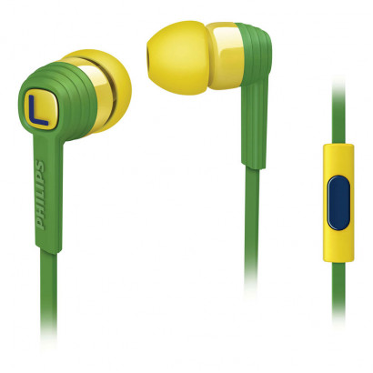 Philips SHE7055 Green هدفون