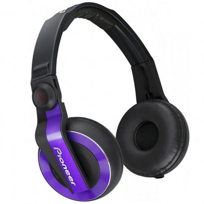 Pioneer HDJ-500 Violet هدفون