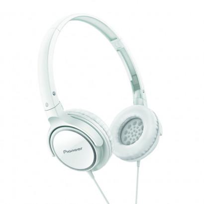Pioneer SE-MJ512 White-Gray هدفون