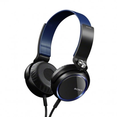 Sony MDR-XB400 Blue Black هدفون