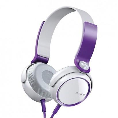 Sony MDR-XB400 Violet هدفون