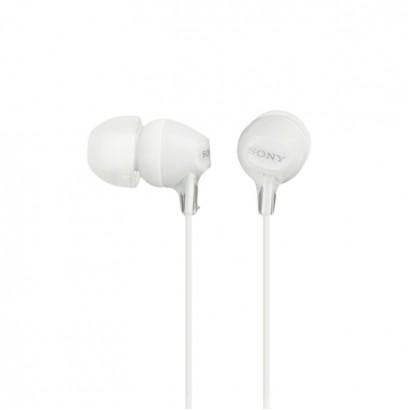Sony MDR-EX15AP White هدفون