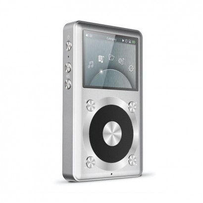 FiiO X1 Silver Music Player هدفون