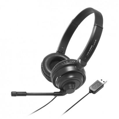 Audio-Technica ATH-750COM هدفون
