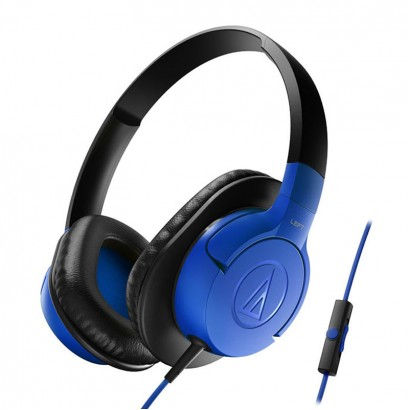 Audio-Technica ATH-AX1iS BL هدفون