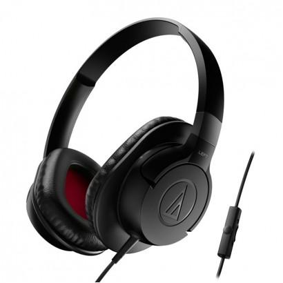Audio-Technica ATH-AX1iSBK هدفون
