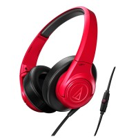 Audio-Technica ATH-AX3iS RD قیمت خرید فروش هدفون آدیو تکنیکا