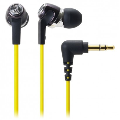 Audio-Technica ATH-CK323M YL هدفون