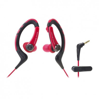 Audio-Technica ATH-Sport1 RD هدفون