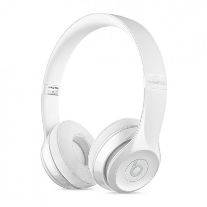 Beats Solo3 Wireless Gloss White هدفون