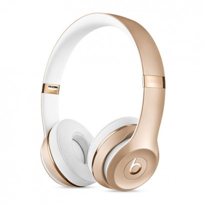 Beats Solo3 Wireless Gold هدفون