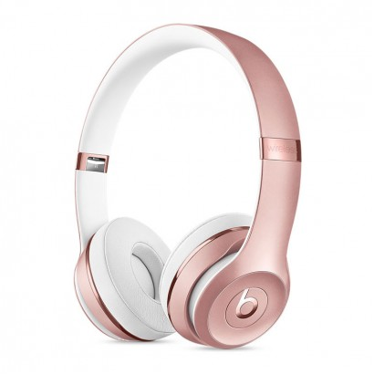 Beats Solo3 Wireless Rose Gold هدفون