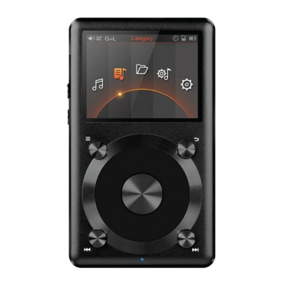 FiiO X3 2nd gen Music Player Black هدفون