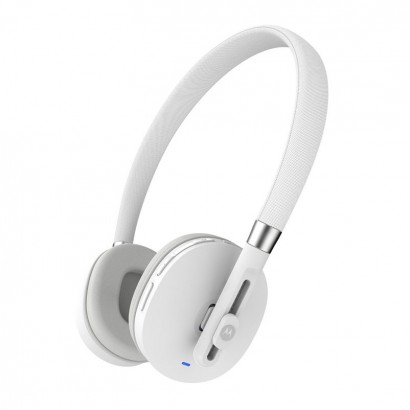 Motorola Moto Pulse Wireless White هدفون