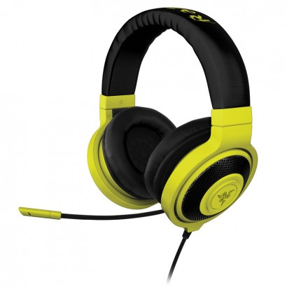 Razer Kraken Pro Neon Yellow هدفون