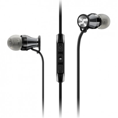 Sennheiser MOMENTUM In Ear i Black Chrome M2IEi هدفون