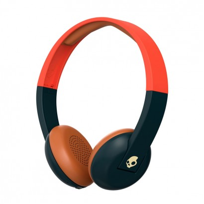 Skullcandy Uproar Wireless Orange Navy هدفون