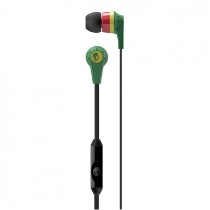 Skullcandy Ink'd Rasta هدفون
