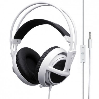 SteelSeries Siberia V2 White هدفون