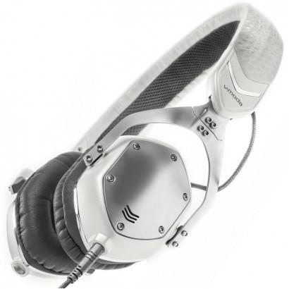 V-Moda XS White Silver هدفون