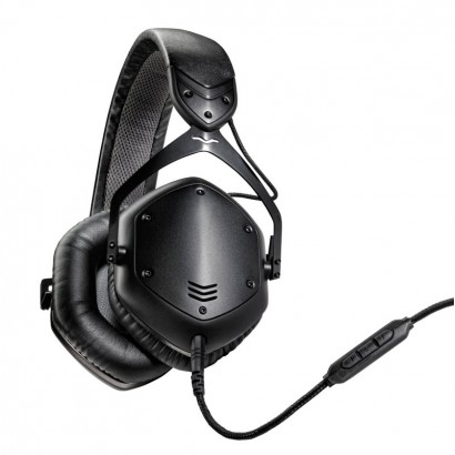 V-MODA Crossfade LP2 Matte Black Metal هدفون