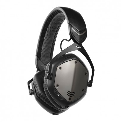 V-MODA Crossfade Wireless Gunmetal Black هدفون
