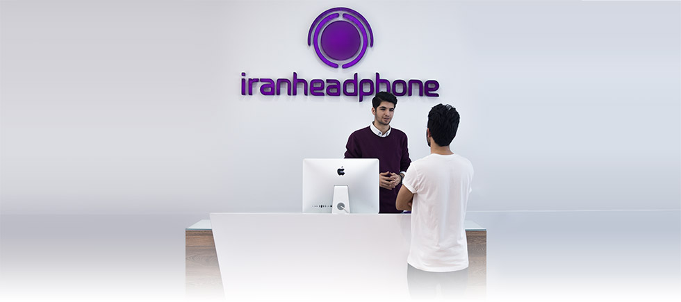 استخدام در ایران هدفون