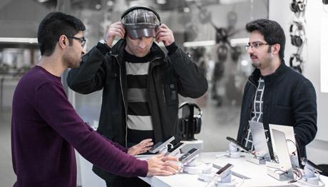 استخدام در بخش فروش ایران هدفون