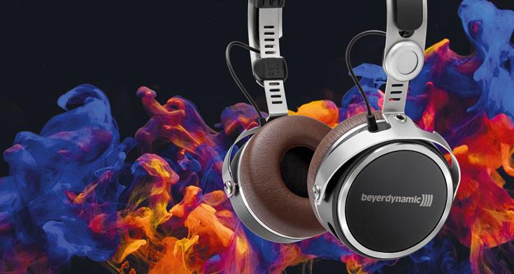 پرده فرو میافتد: بیرداینامیک Aventho Wireless