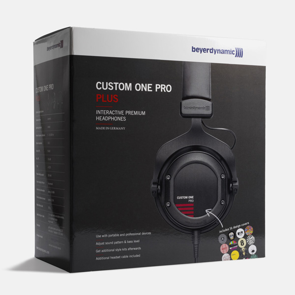 Beyerdynamic Custom One PRO PLUS Box