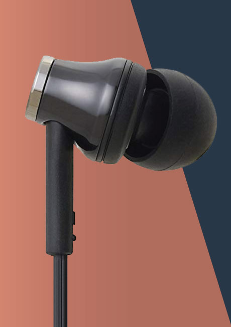 Audio-Technica ATH-CK330iS ایرفون سیمی