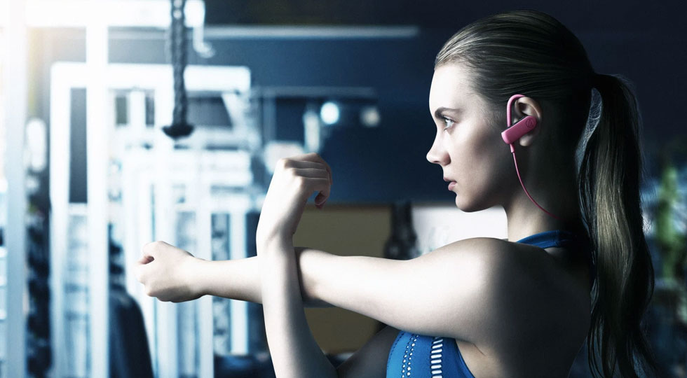 Audio-Technica ATH-SPORT50BT ایرفون بلوتوث ورزشی