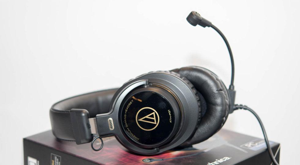 Audio-Technica ATH-PG1 هدفون