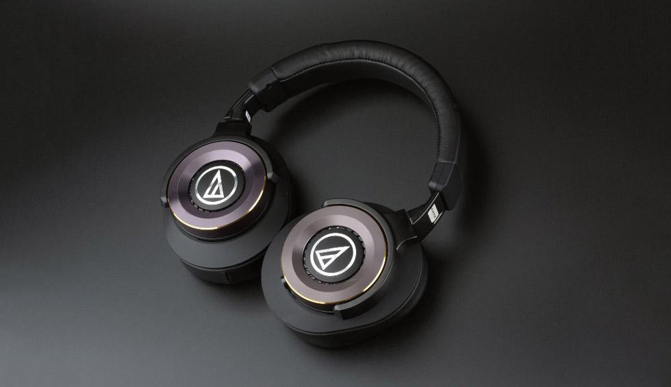 هدفون سیمی با کیفیت حرفه ای قابل حمل بیسی قدرتمندآدیو تکنیکا Audio-Technica ATH-WS1100iS