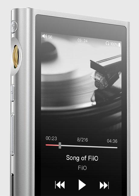 Fiio M9 موزیک پلیر فیو