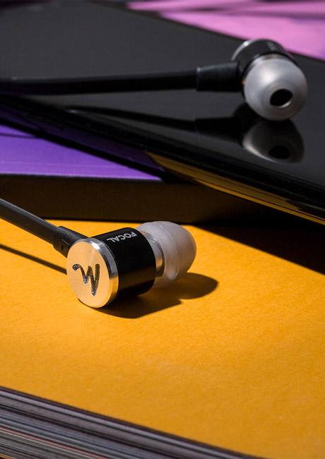 ایرفون سیمی زیبا اسپارک فوکال Focal Spark