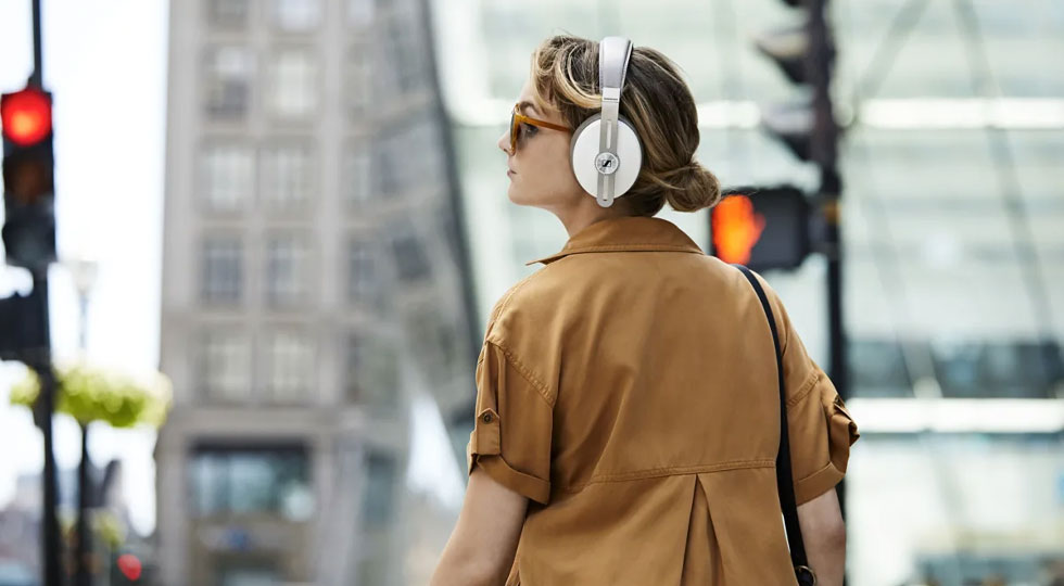 sennheiser momentum 3 wireless هدفون بلوتوث نویزکنسلینگ