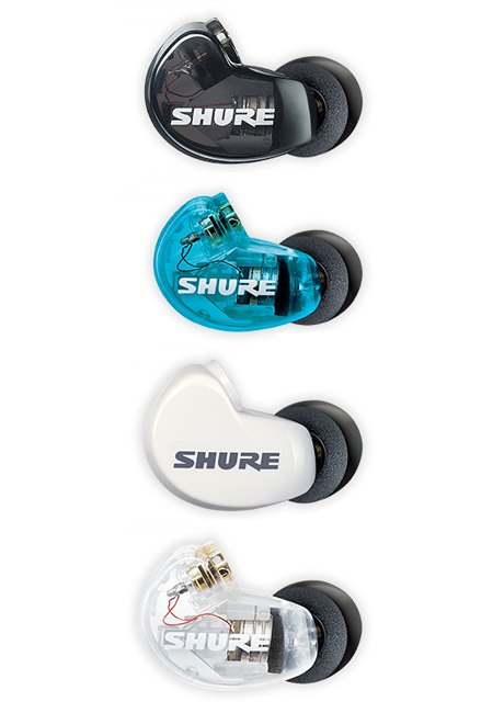 ایرفون Shure SE215 Wireless