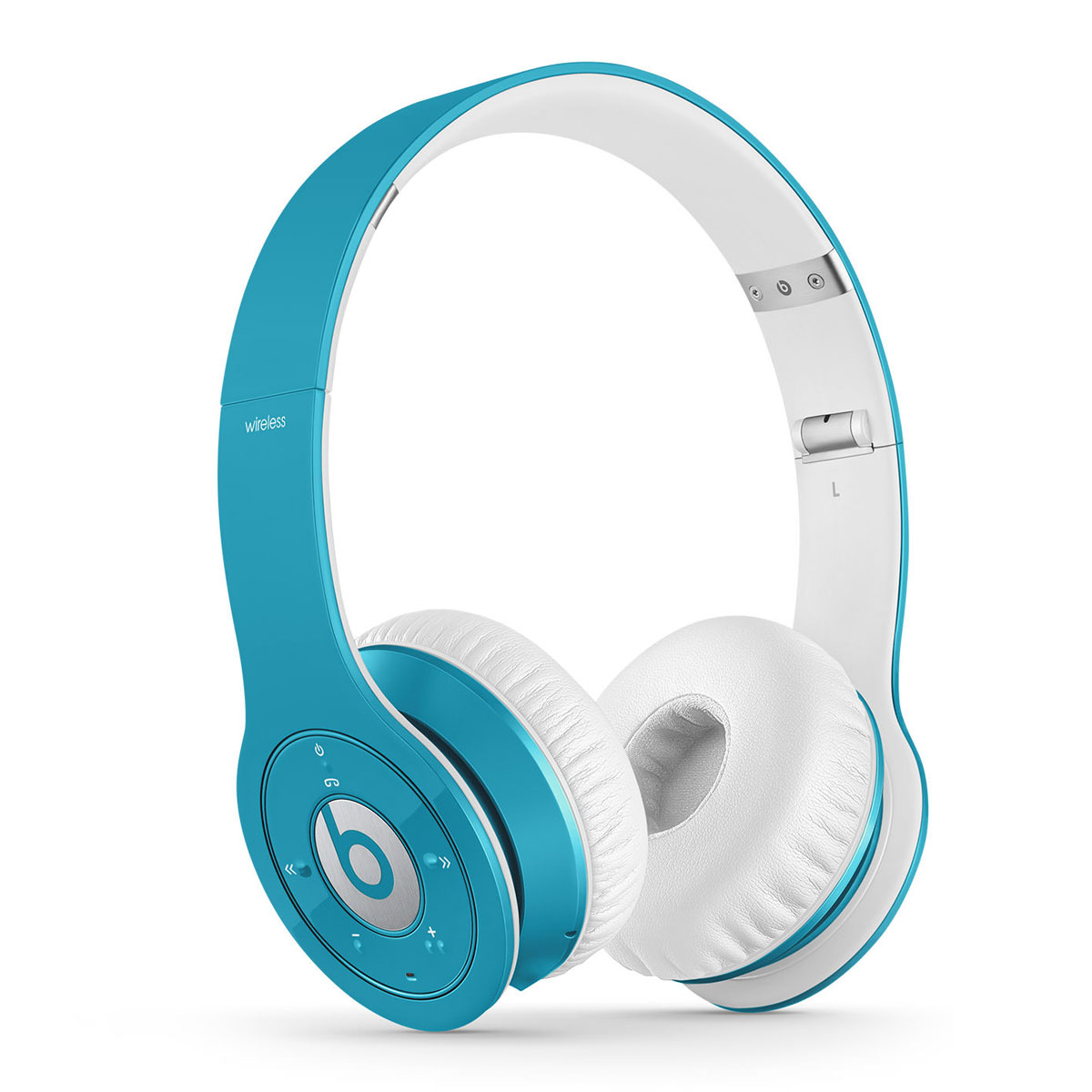 Beats By Dre Light Blue هدفون بل...