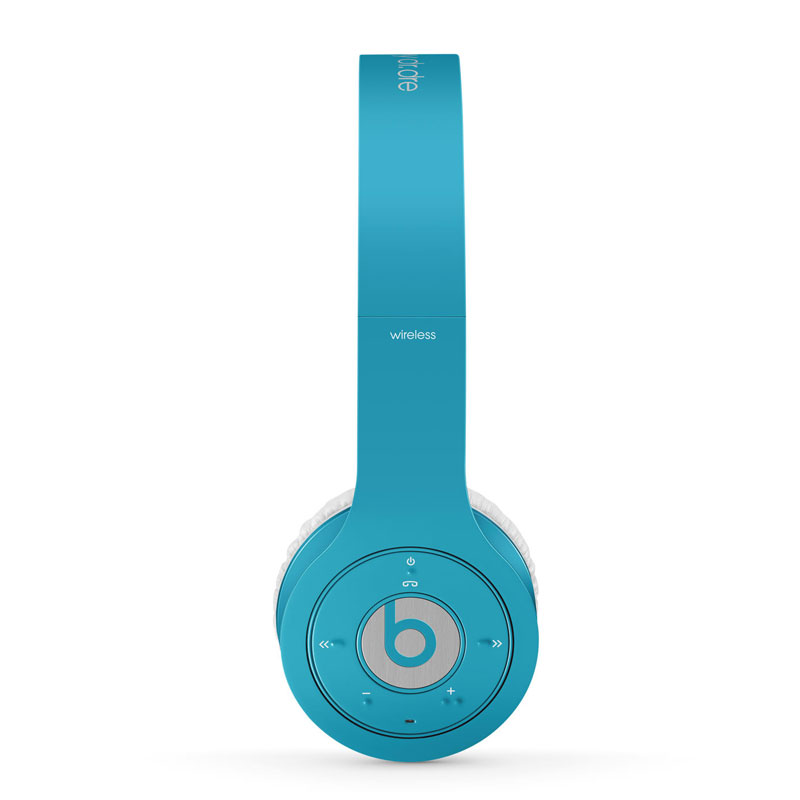 Beats By Dre Light Blue هدفون بلوتو�...
