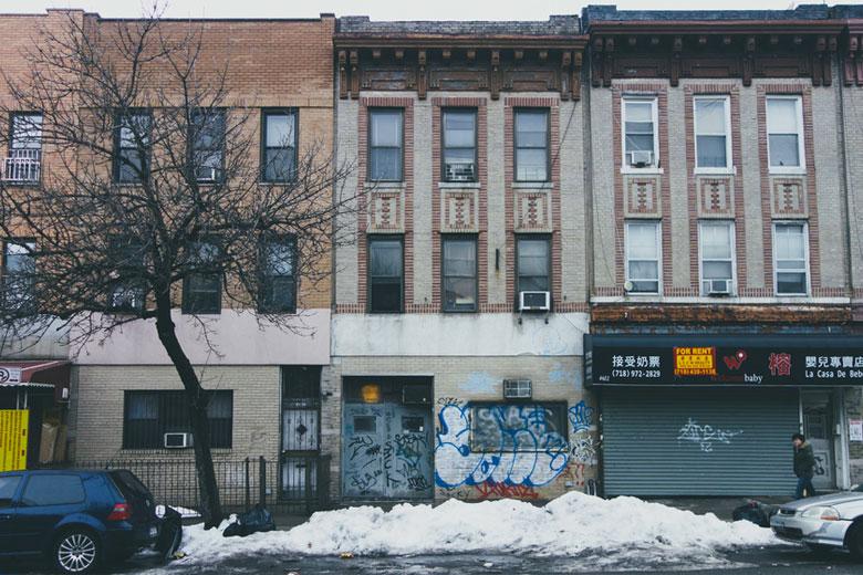 کارخانهی گریدو در بروکلین