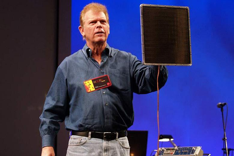 وودی نوریس، بنیانگذار کمپانی جبرا