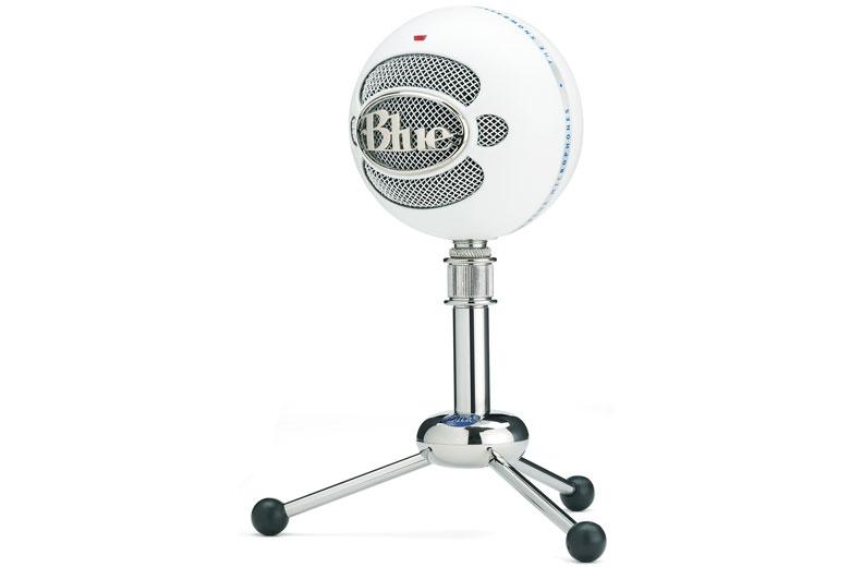 میکروفون بلو مایکروفونز Snowball