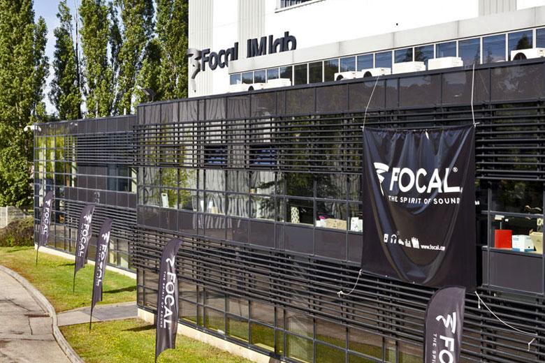 کارخانهی فوکال در سن اتین