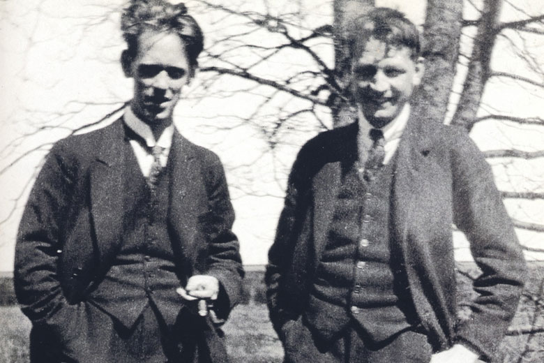 پیتر بنگ و سوند الافسن