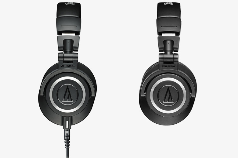 Audio-Technica ATH-M50x and ATH-M50xBT